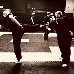 Krav Maga Fort Lauderdale fighting ranges